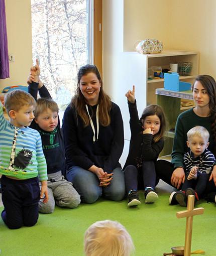 Evangelischer kindergarten rostock f r kinder mit und ohne for Evangelischer kindergarten